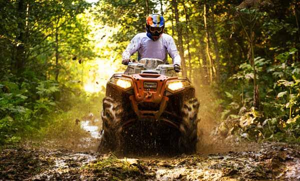 Alaska ATV Riding Tours Near Anchorage